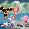 """Super Smash Bros. Melee,"" released Nov. 21, 2001, for GameCube."