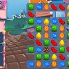 """Candy Crush Saga,"" released April 12, 2012, for browsers."