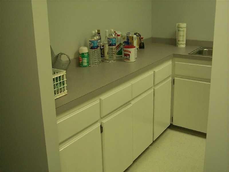 kitchen area minus paul