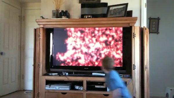 Brennen TV Running