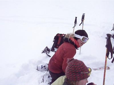 The tired danish snowplow girl!