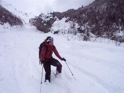The amazing danish snowplow girl!