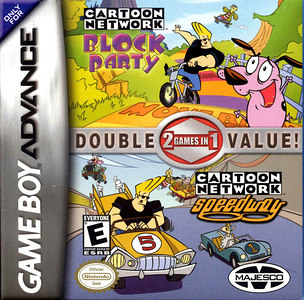 After a certain period of time Majesco decided to combine the two games into one blockbuster powerhouse of fun!