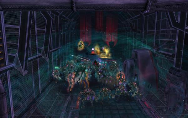 Zyvandrus, Destiny Death, Gadgett, Fatal Microwave, Evil Black Knight, Bot Prof, Evil Robot Boy Go, Terror Core