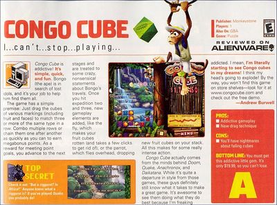 "This is a great review of the PC version.  As you can tell, the guy (Andrew) is hardcore addicted to the game.  In fact, a few of the guys on my Gauntlet team at Midway were addicted to the game as well!  One wrong bit of info on this review is the ""Also on:GBA"" note.  We never got around to doing that but it sure would be cool."
