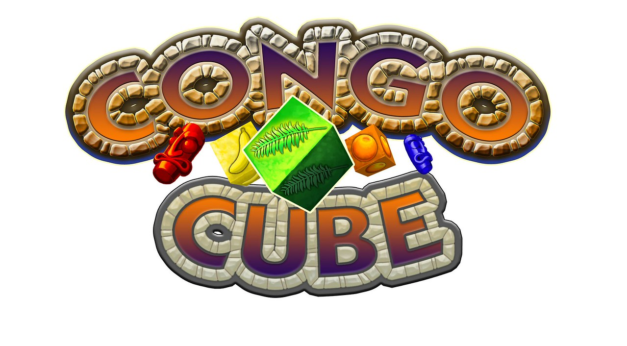 Here's a hi-resolution version of the Congo Cube logo, all by its lonesome.