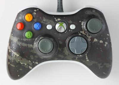Splatter xbox controller