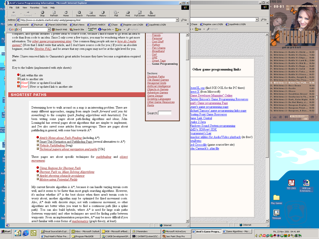 Just looking up some AI coding article on the net.  BTW, I made all the Stevie Case winamp skins.