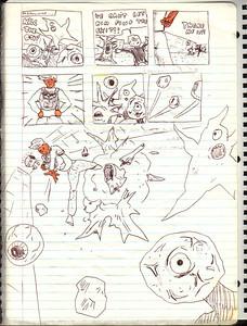 Christian's comic, page 2