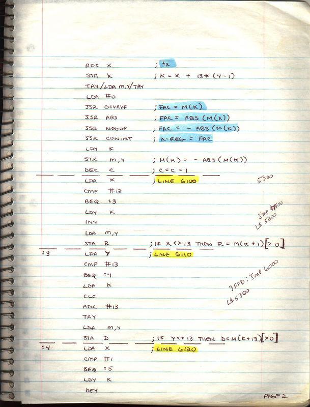 More maze creation code