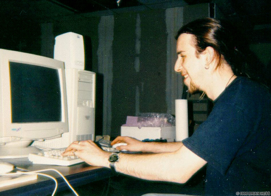 PoLish quakematching on the Pentium Pro at id