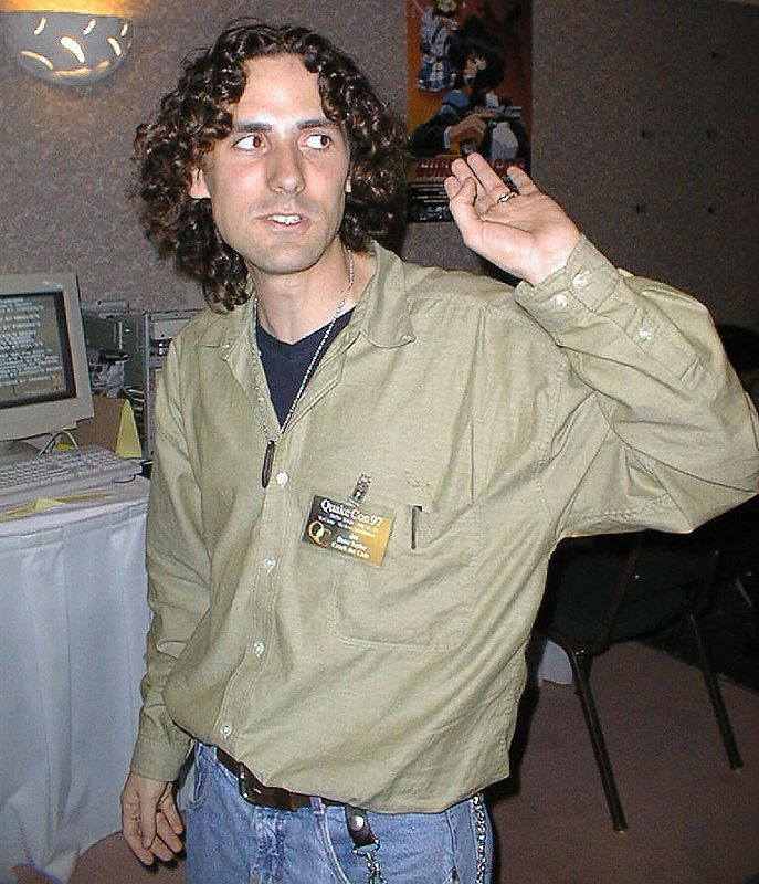 Dave Taylor of crack.com.