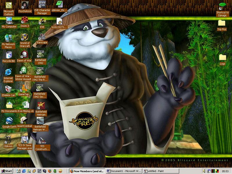 Just my desktop of 04 '06