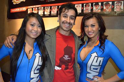 SF x Tekken Launch Party 2012