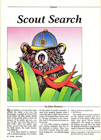 Scout Search