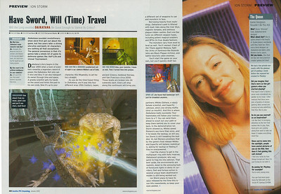 Here's the Daikatana article
