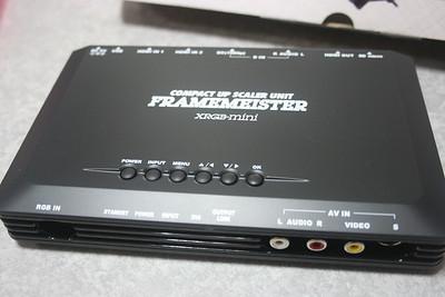XRGB-mini Framemeister