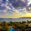Sunset in Eilat