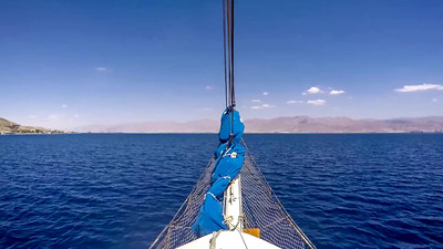Sailing on the Red Sea