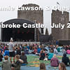 Jamie Lawson - live at Pembroke Castle, South Wales.