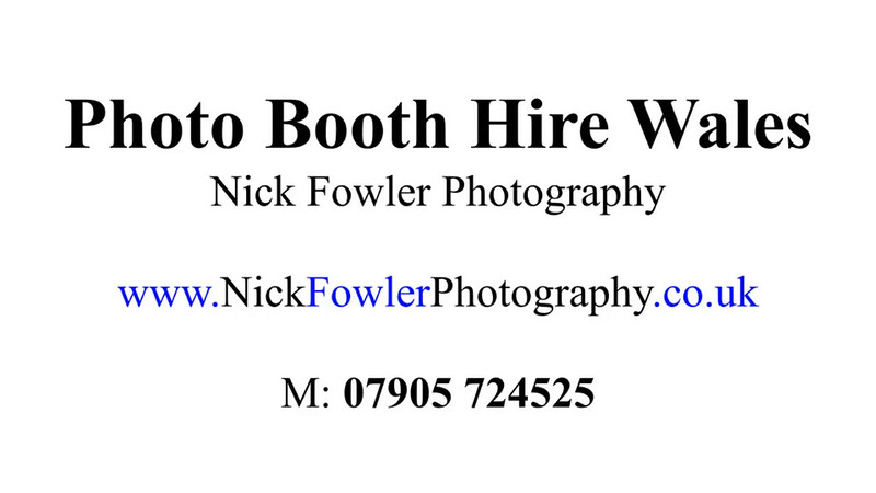 Add a great Photo Booth to your event!