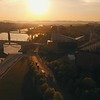 Chattanooga River Front Sunrise