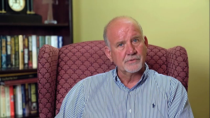 One Minute with the Candidate - George Bass