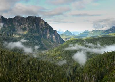 Eagle Peak, Tatoosh Mountain Range