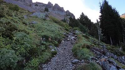 Pinnacle Peak Reflection Lakes Video