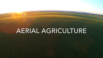Aerial Agriculture Video