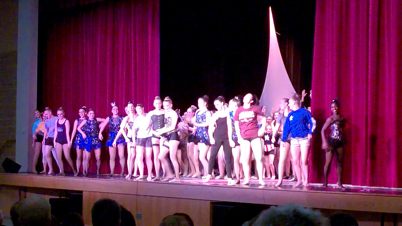 Jordan's Dance Recital Finale - June 14, 2014