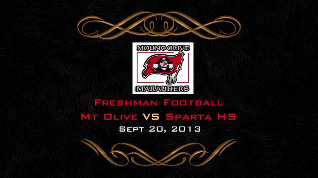 Mt Olive VS Sparta