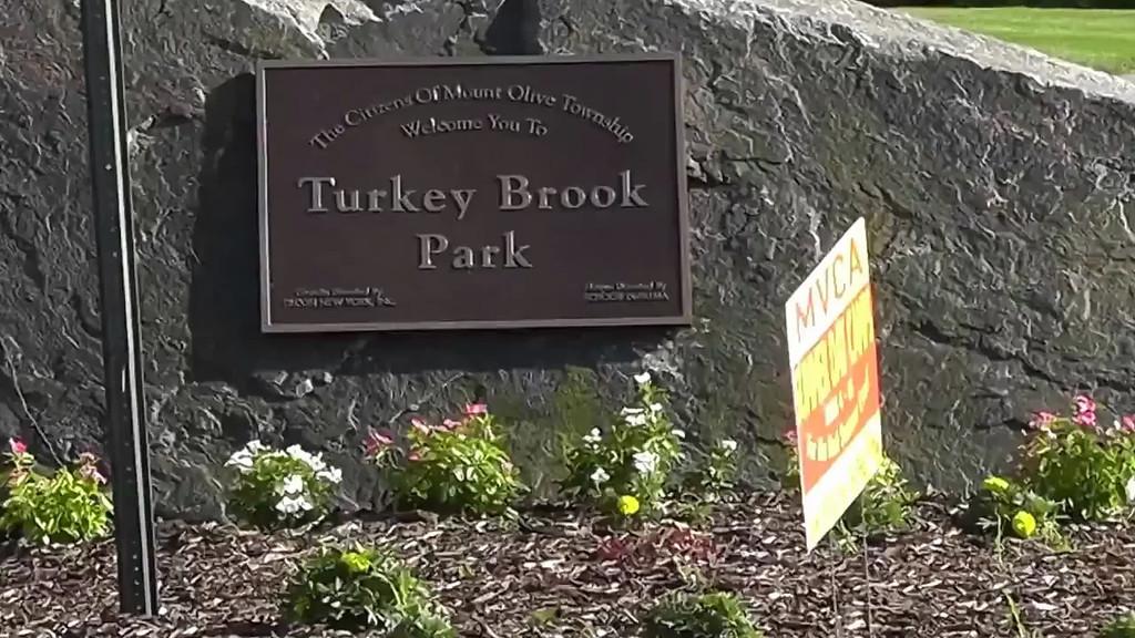Turkeybrook Park in Mt Olive, NJ
