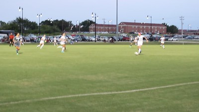 Goal by Kelsey Bumgarner, Assisted by Abigail Parker