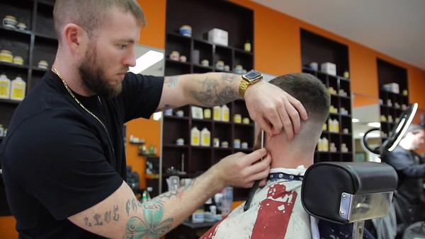 Clarks Barber Lounge - Event Video