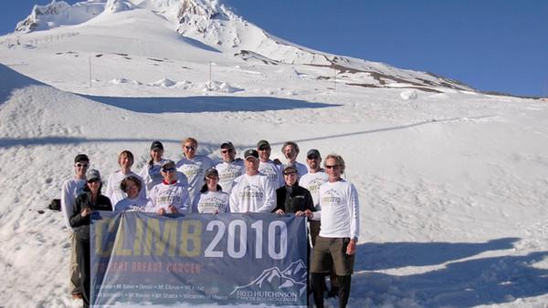 2010 Mt. Hood Climb