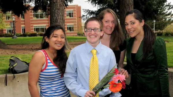 Event Highlight  Senior Projects Day Pacific University