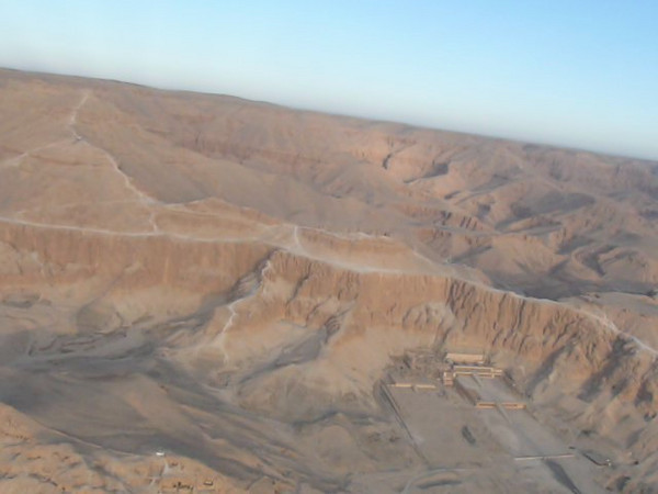Luxor Sunrise Balloon ride, video clips