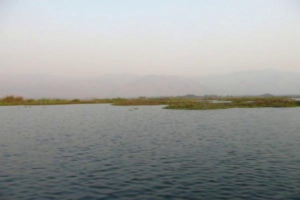 2009, Myanmar, Inle Lake,  Leg Paddlers, Video Clips