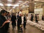 Auction, Tsukiji Fish Market Tokyo June 2003. digital camera videos have come a long way since then