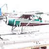 Dehavilland Beaver floatplane on the Ketchikan waterfront...those big ole radial engines sound cool...!<br /> <br /> video clip via a Sony F828 digital still camera...over exposed for some reason