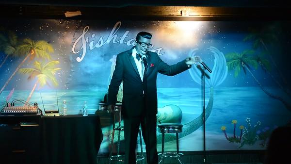 Sammy Davis Jr. fish Tails Club Broward County Florida