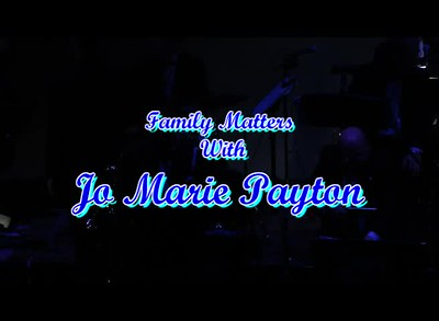 Mrs.  Jo Marie Payton From Family Matters  in Live Concert with Live Band Broward County Florida