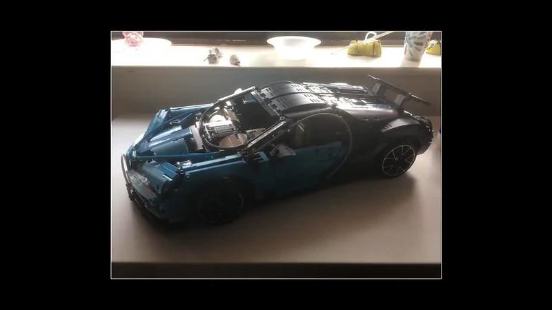 A lego car project ...A 600 dollar kit