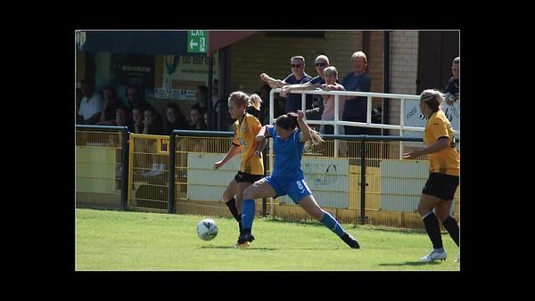 Cambridge United Ladies FBC vs Basildon Ladies FBC