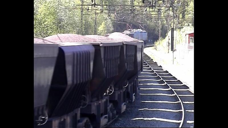 LKAB Dm3 Uad Straumsnes st 2002-06-30 (1:11 min)