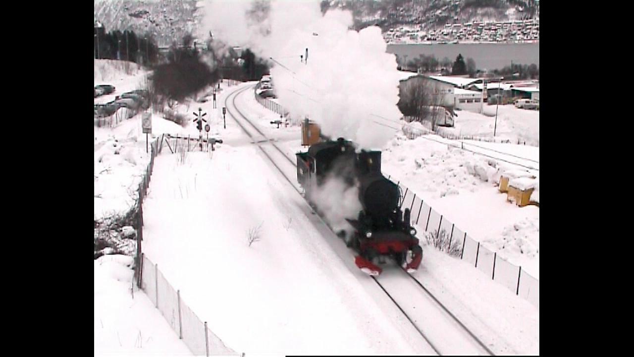 """MBV (SJ) Type B """"Mons Olsen"""" Narvik (2:20 min.)"""
