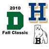 2010 Dartmouth Fall Classic: Claire Corroon (Hamilton) and Monica Wlodarczyk (Bowdoin)