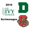 2010 Ivy League Scrimmages: Jennifer Gemmell (Cornell) and Hannah Conant (Dartmouth)