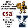 2010 Men's National Team Championships - Potter Cup Finals, #3s: Supreet Singh (Trinity) and Aaron Fuchs (Yale)